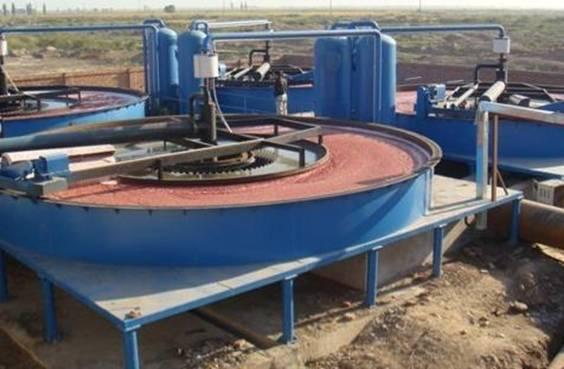 新结构型式气浮环保装置达国内先进水平